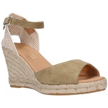 Sapatos Mulher Sandálias Paseart ADN/A383 bamboo Mujer Beige beige