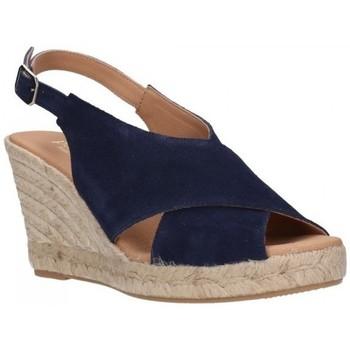 Sapatos Mulher Sandálias Paseart ADN/S393 marino Mujer Azul marino bleu