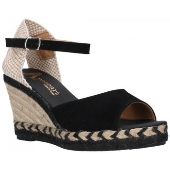 Sapatos Mulher Sandálias Paseart ADN-s A383 negro Mujer Negro noir