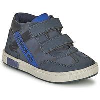 Sapatos Rapaz Sapatilhas de cano-alto Chicco CORFU Marinho