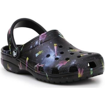 Sapatos Criança Sandálias Crocs Classic Out Of This World II 206818-001 black