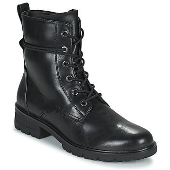 Sapatos Mulher Botins Tamaris LOUNI Preto
