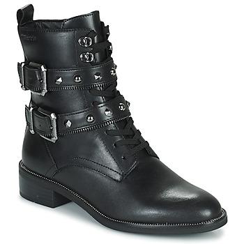 Sapatos Mulher Botins Tamaris KESSIE Preto