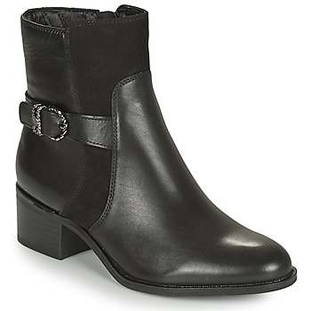Sapatos Mulher Botins Tamaris FADER Preto