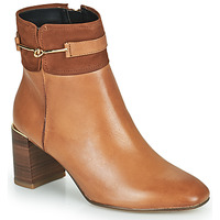 Sapatos Mulher Botins Tamaris LOUIN Castanho