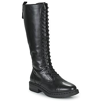Sapatos Mulher Botas Tamaris SITEA Preto