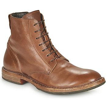 Sapatos Homem Botas baixas Moma MINSK Castanho