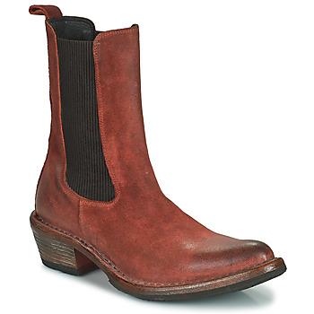 Sapatos Mulher Botins Moma DALLAS D Castanho