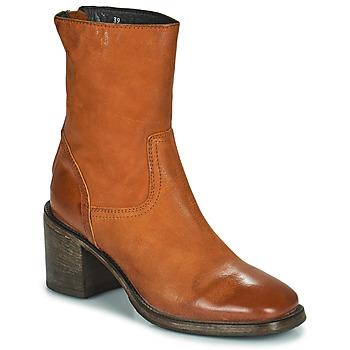 Sapatos Mulher Botins Moma NANINI Castanho