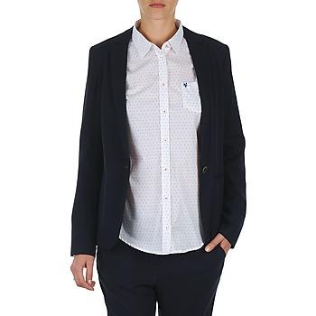 Textil Mulher Casacos/Blazers Marc O'Polo CLOTHILDE Marinho