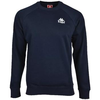 Textil Homem Sweats Kappa Taule Sweatshirt Bleu marine