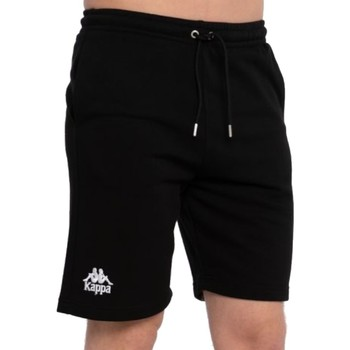Textil Homem Shorts / Bermudas Kappa Topen Shorts Noir