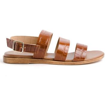 Sapatos Mulher Sandálias Bryan 2513 Castanho