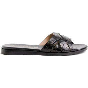 Sapatos Mulher Chinelos Bryan 2524 Preto