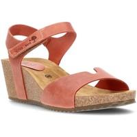 Sapatos Mulher Sandálias Interbios SANDALS  5649 TELHA