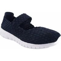 Sapatos Mulher Multi-desportos Deity Lady sapato  17505 YKS azul Preto