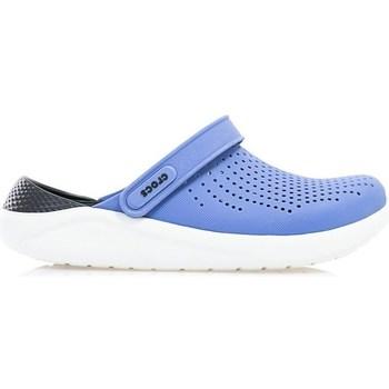 Sapatos Homem Chinelos Crocs Literide Azul