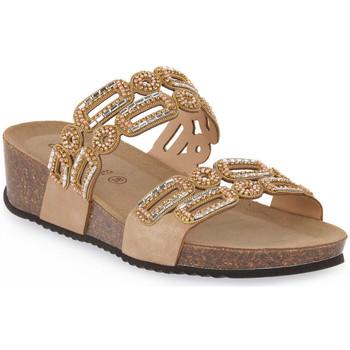Sapatos Mulher Chinelos Grunland CIPRIA 70 ANIN Rosa