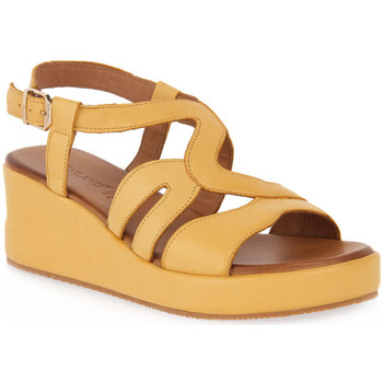 Sapatos Mulher Sandálias Grunland GIALLO I8ZIPE Giallo