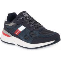 Sapatos Homem Sapatilhas Dockers 660 NAVY Blu