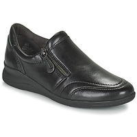 Sapatos Mulher Sapatilhas Jana ZERRA Preto