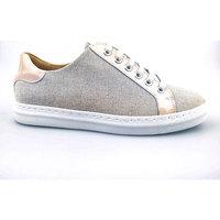 Sapatos Mulher Sapatilhas PintoDiBlu 20941-15 beje