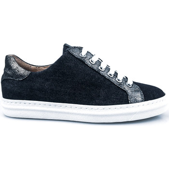 Sapatos Mulher Sapatilhas PintoDiBlu 20941-19 Preto