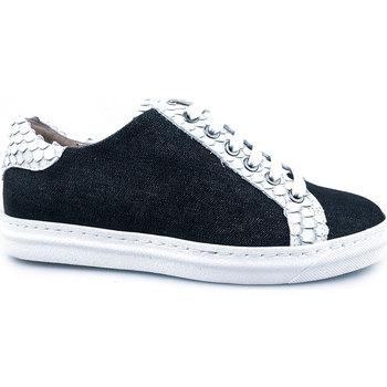 Sapatos Mulher Sapatilhas PintoDiBlu 20941-20 Preto