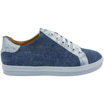 Sapatos Mulher Sapatilhas PintoDiBlu 20941-21 Azul