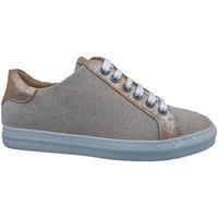 Sapatos Mulher Sapatilhas PintoDiBlu 20941-22 Bege