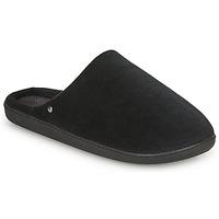 Sapatos Homem Chinelos Isotoner 98032 Preto