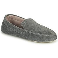Sapatos Homem Chinelos Isotoner 96774 Cinza