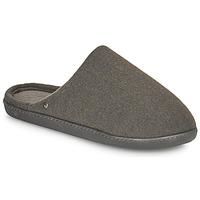 Sapatos Homem Chinelos Isotoner 98033 Cinza