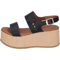 Sapatos Mulher Sandálias Sara Collection Sandálias BJ920 Preto