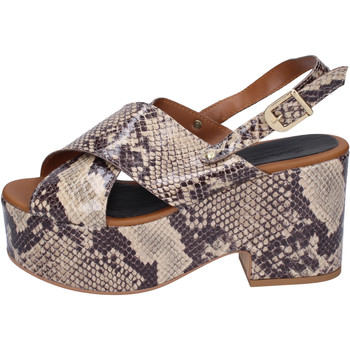 Sapatos Mulher Sandálias Sara Collection Sandálias BJ932 Bege