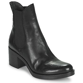 Sapatos Mulher Botins Fru.it ADRIANA Preto