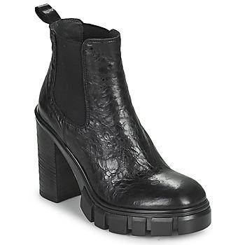 Sapatos Mulher Botins Fru.it CAMILLA Preto
