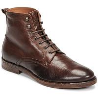 Sapatos Homem Botas baixas Kost MILITANT 67 Conhaque