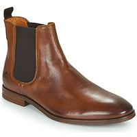 Sapatos Homem Botas baixas Kost CONNOR 39 Conhaque