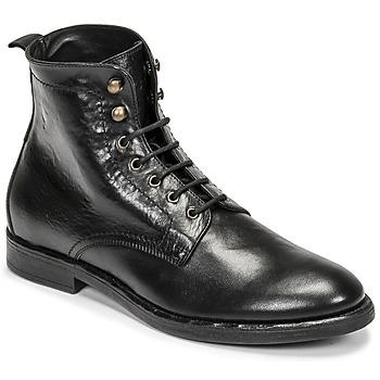 Sapatos Homem Botas baixas Kost MILITANT 67 Preto