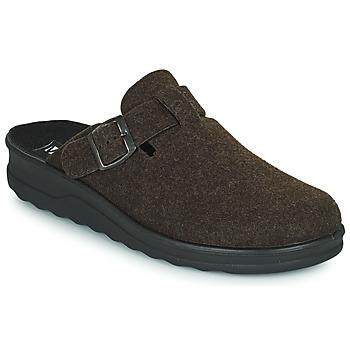 Sapatos Homem Chinelos Romika Westland METZ 240 Castanho