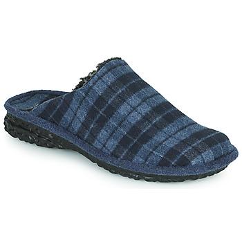 Sapatos Homem Chinelos Romika Westland TOULOUSE 57 Azul / Preto