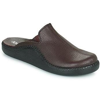 Sapatos Homem Chinelos Romika Westland MONACO 202G Castanho