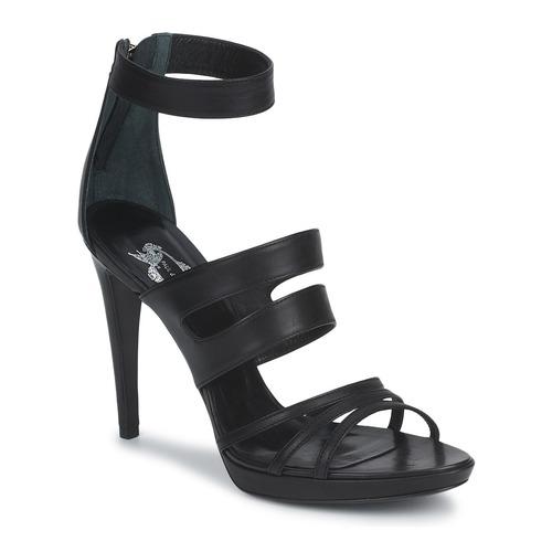 Sapatos Mulher Sandálias Paul & Joe STARGATE Preto