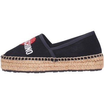 Sapatos Mulher Alpargatas Love Moschino JA10023G1C Multicolore