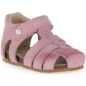 Sapatos Rapariga Multi-desportos Naturino FALCOTTO 0M02 ALBY PINK Rosa