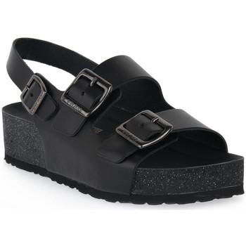 Sapatos Mulher Sandálias Frau NERO NATURAL Nero