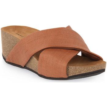Sapatos Mulher Chinelos Frau NERO MATERA Nero