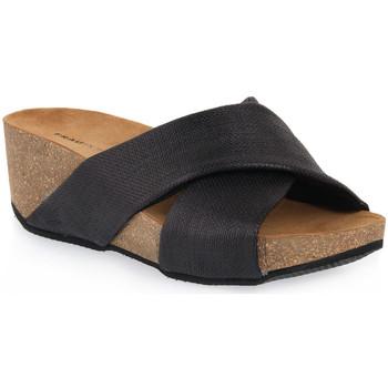 Sapatos Mulher Chinelos Frau TERRA MATERA Marrone