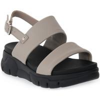 Sapatos Mulher Sandálias Frau TAUPE CLUD Marrone
